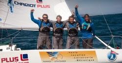 J/80 European winners- EV Cataschool