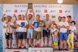 Russia J/70 Sailing League- Konakovo winners