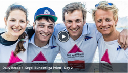 J/70 winners Deutsche Segel-bundesliga