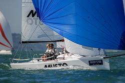 J/Sailors Lovin' AAM Cowes Race Week