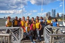 J/24 Hudson River Community sailing team