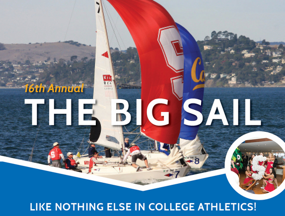 CAL Dominates The J/22 Big Sail