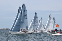 J/Sailors Love St Petersburg NOOD Regatta!