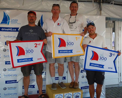 J/33 Wee Beastie wins Scotch Bonnet Race overall