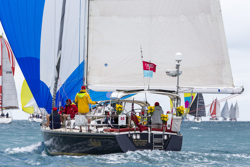 J/160 sailing Hamilton Island Race Week