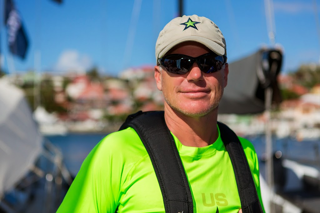Terry Hutchinson from Quantum Sails