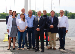 International Sailing League Association Board members