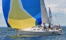 J109 sailing Lake Ontario