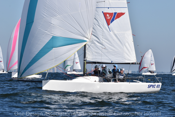 U.S. J/70 Youth Championship off St Petersburg, FL