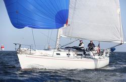 J/35c sailing Race to Straits regatta