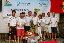J/111 My Sharona- Key West winners