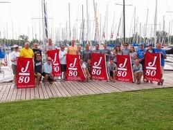 J/80 sailors in Canada