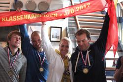 J/70 Dutch champions