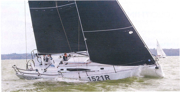 J/121 wins British Yachting Awards