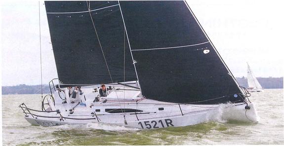 J/121 wins British Yachting Awards