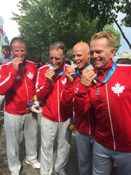 J/24 Team Canada at Pan Am Games
