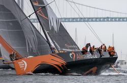 Charlie Enright- skipper of Volvo 65 ocean racer- Alvimedica