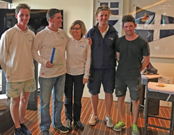 Australian J/70 Nationals winners- JUNO