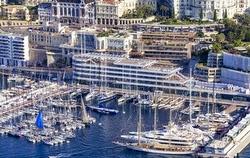 YC Monaco sailing facility in Monte Carlo and Port Hercule
