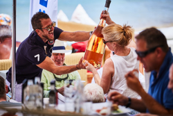 Nikki Beach party- Voiles de St Barth
