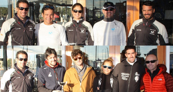 Barcelona Winter Series J/70 and J/80