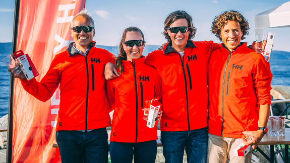 The Bordal J/70 sailing family