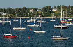 Chester, Nova Scotia harbor