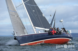 J/160 JAM sailing Seattle