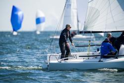J/70 sailing ST Pete NOOD