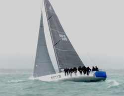 J/111 Kestrel/Joust from Australia at Worlds in Cowes, England