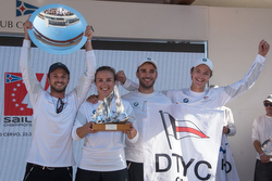 Deutsche Touring Sailing Club- winners of Sailing Champions League