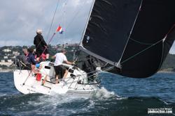 J/97E sailing J/Cup UK