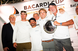 J/70 Bacardi Cup winners- Catapult