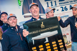 What it takes to win the J/111 Worlds
