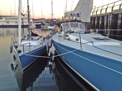 Moonen's J/145 and J/27 in The Netherlands