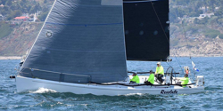 J/125 Resolute sailing Transpac Race