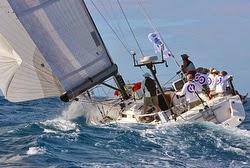 J/145 sailing RORC Caribbean 600