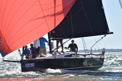 J/88 sailing St Pete NOOD regatta