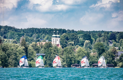 J/70s sailing league in Germany, Tutzing