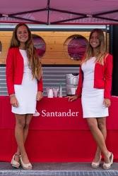 Santander Bank sponsors