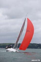 J/109 at Cork Week