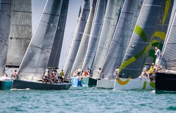 IRC Nationals start