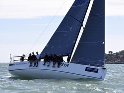 J/111 Journeymaker II sailing Cowes Race Week
