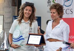 Claudia Rossi- Top Women Helm- Helen Johnstone Trophy