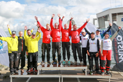 Sweden J/70 Sailing League winners- KSSS
