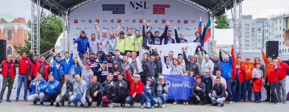 J/70 Russian teams at Tuapse, Russia