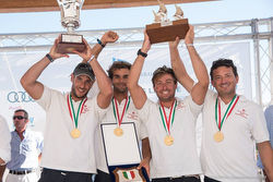 Italy J/70 league winners