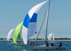 J/80s sailing Obelix Trophy- France