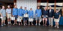 J/105 Masters winners