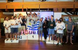 J/24 South American champions- Porto Alegre, Brazil